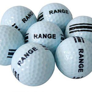100 ToCi Cross Golf Balls / Lake Balls
