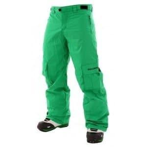 Billabong Frost Boy's Pantalon de snowboard M – Vert
