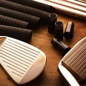 Composants de club de golf