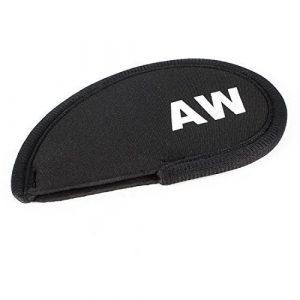 En néoprène noir pour Club de Golf à Wedge en AW Étui de protection