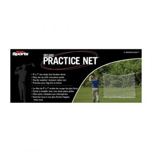 PrideSports Deluxe Golf Practice Net by PrideSports