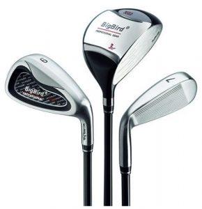 Professional golf-papillo graphite rH pour femme