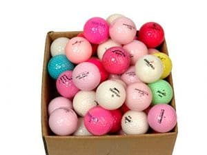 Replay Golf Elegance Lady 50 Balle de golf Carton