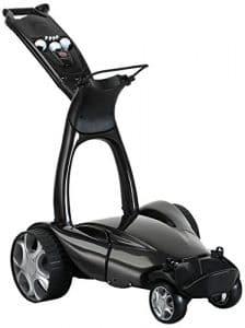 Stewart Golf X9 Follow Voiturette éléctrique Argent Métal