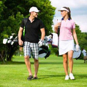Vêtements de golf