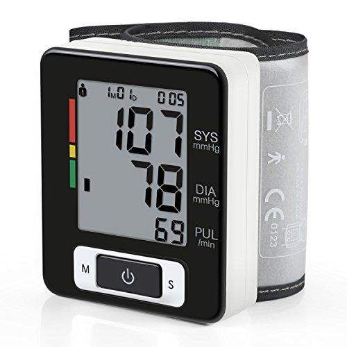 Amzdeal Tensiomètre électronique de poignet avec Grand..