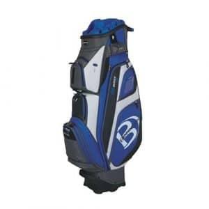 Bennington QO-14 Quiet Organizer Golf Cart Bag – Royal by Bennington