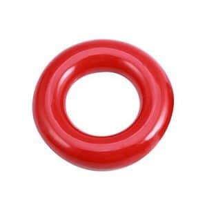 Canamite® rond Poids Anneau de balançoire pour clubs de golf Swing de golf poids Donut préchauffage Practise appareil, Red
