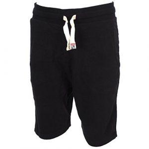 Freegun – Sk01 noir short – Short bermuda – Noir – Taille M