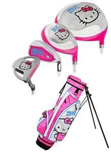 Hello Kitty Sports Girls Go! Golf Set (6-8 Years) by Hello Kitty Sports