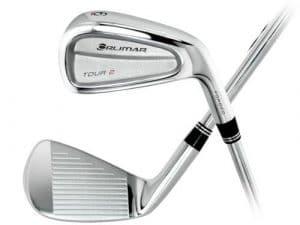 Orlimar Men's Tour 2 Forged Golf Club Iron Set, Right Hand, Steel, Regular, 3-PW by King Par, LLC