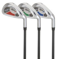 Spalding-SPJR fer de golf Vert vert