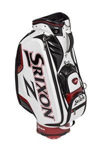 Srixon 2016 Tour Staff Bag, White by Srixon