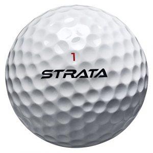 Strata Jet Balles de golf–Lot de 3