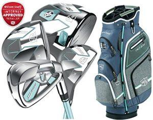 Wilson Staff D300kit de golf Graphite ultime pour femme Package seulement £ 959.95Elmer 1299.00