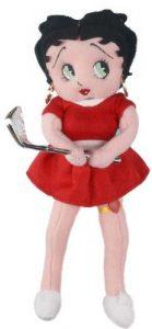Betty Boop Golf Poupée de collection Beautiful Article neuf