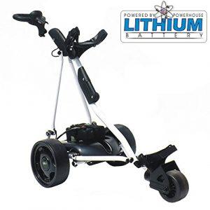 Centrale de golf Liberté T2-s chariot de golf électrique