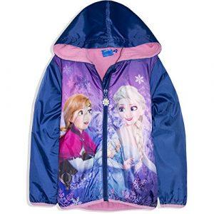 Coupe-vent Frozen avec étui fille