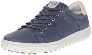 ECCO , Chaussures de Golf homme, MEN'S GOLF CASUAL HYBRID, Azul (DENIM BLUE1086), 43