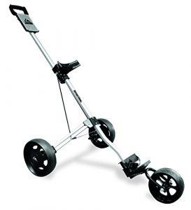 Longridge Chariot à 3 roues aluminium pro Argent