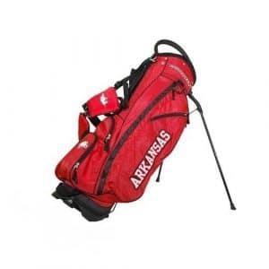 NCAA Arkansas Razorbacks Fairway Stand Golf Bag by Team Golf