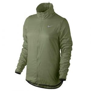 Nike Flight Convertible Veste de golf pour femme, Vert (Palm Green / Metallic Silver), XS