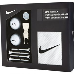 Nike STARTER PACK 1 Pack pour homme, Blanc, Taille unique
