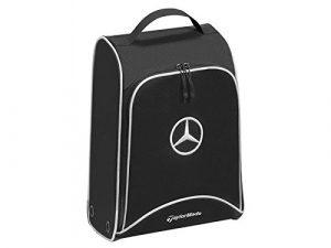 Noir Sac à chaussures de golf à partir de Mercedes-Benz