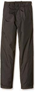 ProQuip Aquastorm Boy's Ultralite Europa-Pantalon imperméable-Homme-Noir-Taille 9-10 ans