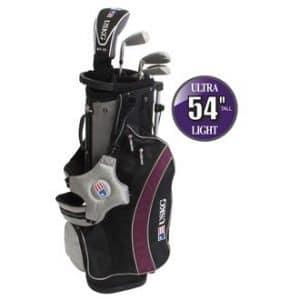 U.s. kids-set de golf-ultralight starter uL 54 rH pour -141 135 cm