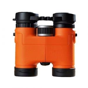 8X32BinocularsHigh high definitionLow light night vision Compact Mini,Orange,Blue film