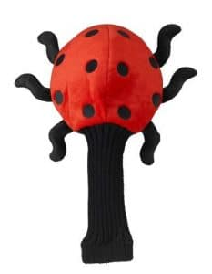 Butthead Golf Club Cover (Lady Bug) by Butthead Covers