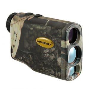 Docooler 1000m 6x 21distance terrain de chasse Télémètre Télescope de brouillard portée vitesse mètre de mesure, camuffamento