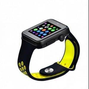 Extérieurs Sports Montre Fitness Tracker Smart watch,Moniteur de sommeil,Date Calendrier,d'Activité Fitness,Connecté Bluetooth NFC,Cardiofréquencemètres,Avec Moniteur de Ecran Tactile Tracker de Fitness pour Android/Apple iOS
