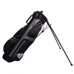 Longridge Sac Weekend Trepied Leger Golf Noir/Argent 6″