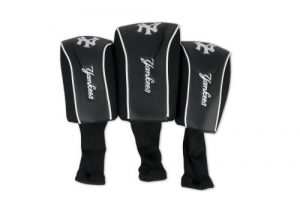 MLB New York Yankees 3 Pack Mesh Longneck Headcover Set