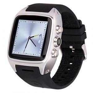 Montre de Sport Fitness Intelligente Montre Smartwatches,Outdoor Leisure,Cardiofréquencemètres,dormir moniteur,Compteur de Calories,Design Elégant,Avec Ecran Tactile Magnétique Recharge pour Android/Apple iOS