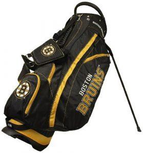 NHL Boston Bruins Fairway Stand Golf Bag by Team Golf