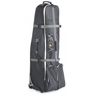 Vega Golf Aqua Housse de transport — est livré avec un gratuit Noir Vega Casquette de golf + Lot d'environ 20en bois Vega tees