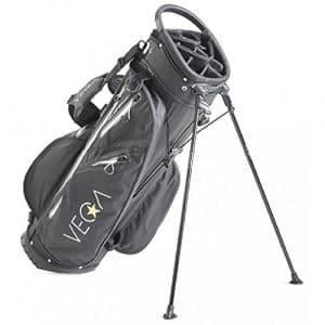 Vega Golf Aqua support Reine est livré avec un gratuit Vega Casquette de golf en noir + un Lot d'environ 20Vega en bois tees
