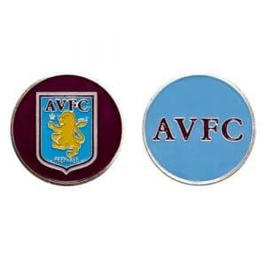 Aston Villa Official Golf – Metallic