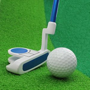Crestgolf Kids Club de golf Putter Junior, bleu