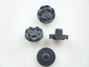 GOLF FLEXIBLE pointes Grand FIL 9mm Champ tred-lite MT quantités variées (nombre de FLEXIBLE pointes 4)