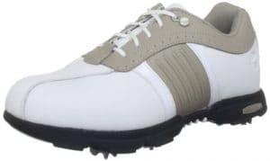 Hi-Tec Golf Milano, Golf femmes – Blanc-TR-I2-3, 37.5