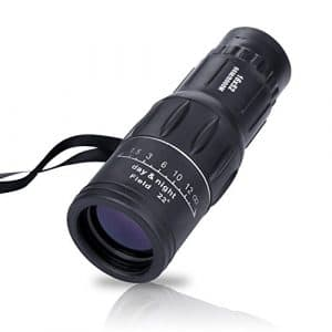 kimfoxes Monoculaire Jumelles Binoculars Telescope Compact