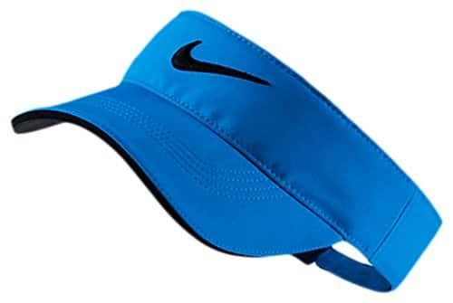 Nike Tech tour Visor Visière unisexe, taille unique, bleu, MISC