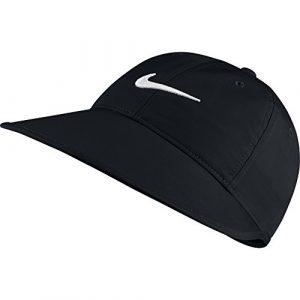 Nike W NK Big Bill Casquette de golf pour femme, Noir (Black / Black / Anthracite / White), taille unique