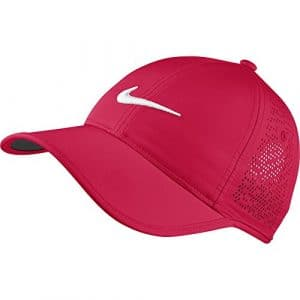 Nike W NK H86 Cap Perf Casquette de golf pour femme, Rose (Racer Pink / White), taille unique