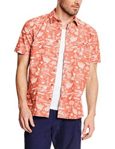 Oxbow Campona Chemise Homme Pêche FR : XXL (Taille Fabricant : XXL)