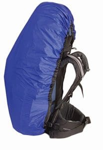 Sea to Summit Ultra-Sil Super Light Pack Cover, Mixte, citron vert